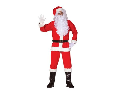 Adults Santa Classic Men Costume