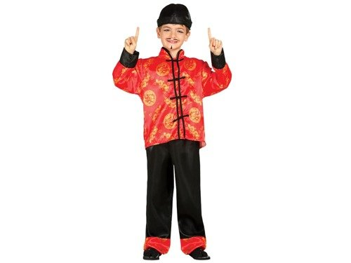 Chinaboy costume