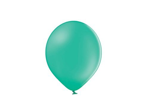 Forest green pastel balloons - 5'' - 100 pcs.