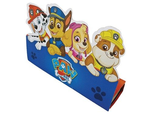 Invitations & Envelopes Paw Patrol - 8 pcs
