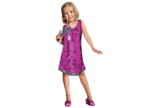Kids Role Play Set Pop Star 3 - 6 Years