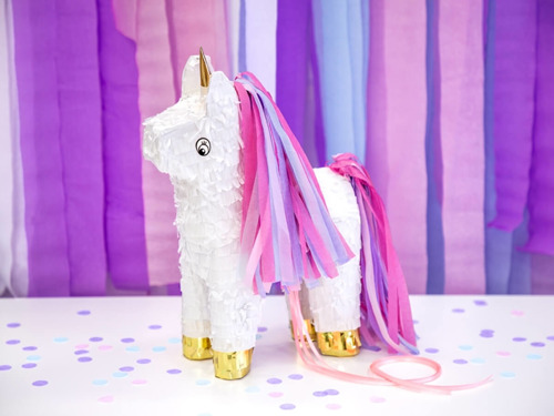Pull Pinata Unicorn - pack 1