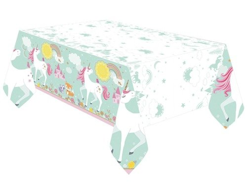 Tablecover Magical Unicorn - 137 x 259 cm - 1 pc